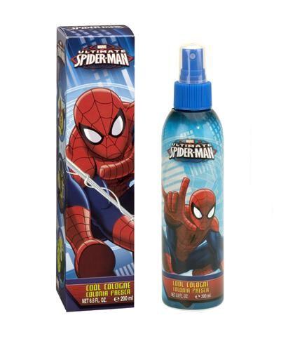 Spiderman eau de colonia 200ml