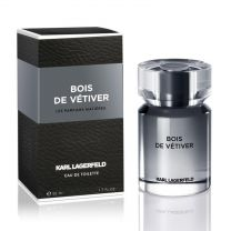 Karl Lagerfeld Bois De Vetiver Eau de Toilette 50ml Spray
