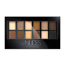Maybelline The Nudes Palette 01