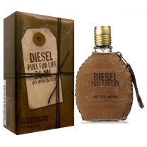 Diesel Fuel For Life Eau de Toilette Pour Homme 30ml Spray