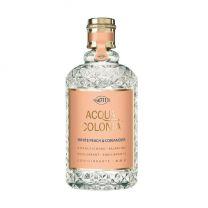 4711 Acqua Colonia White Peach & Coriander Eau De Cologne 170ml