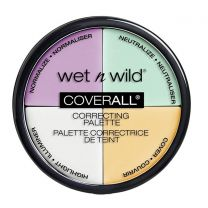 Wet N Wild Coverall Correcting Palette Color Commentary