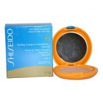 Shiseido Sun Tanning Compact Spf6 Natura