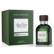 Adolfo Dominguez Vetiver Homme Eau de Toilette 120ml Spray