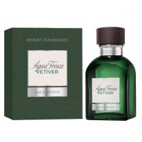 Adolfo Dominguez Agua Fresca Vetiver Eau de Toilette 60ml Spray