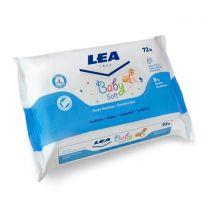 Lea Baby Soft Toallitas Para Pieles Sensibles 72U.