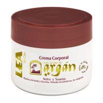 Lea Crema Corporal Con Aceite Argan 200ml