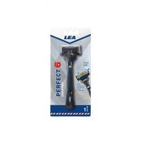 Lea Perfect Recambios Cuchillas 6 Hojas + 1 Hoja Diamond
