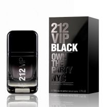 Carolina Herrera 212 Vip Black Eau de Parfum 50ml Spray