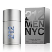 Carolina Herrera 212 Men Eau de Toilette 50ml Spray