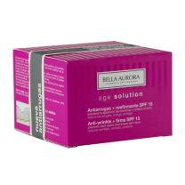 Bella Aurora Age Solution Antiarrugas + Reafirmante SPF15 50ml