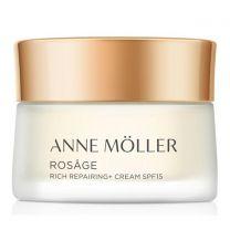 Anne Möller Rosage Spf15 Rich Cream 50ml