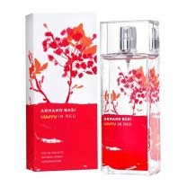 Armand Basi Happy In Red Eau de Toilette 50ml