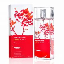 Armand Basi Happy In Red Eau de Toilette 100ml