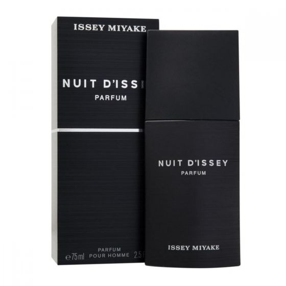 Issey Miyake Nuit D Issey Parfum pour Homme 75ml