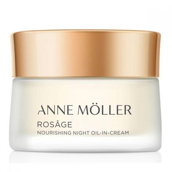 Anne Möller Rosage Night Oil In Cream 50ml