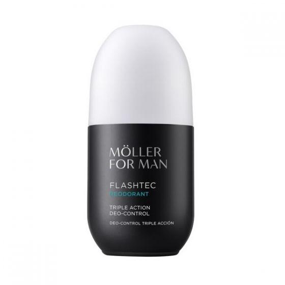 Anne Möller for Man Flashtec Deodorant Triple Action 75ml